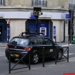 Google Maps Street View à Pau