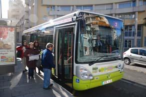 Les tarifs de bus de la STAP revus à la baisse…