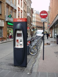 Les Vélos en Libre-Service débarquent