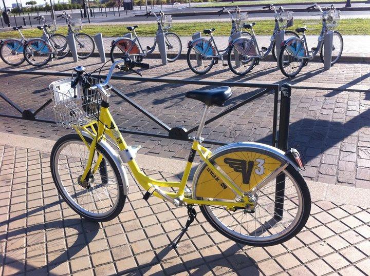 Les différents types de vélos en libre service dans le sud-ouest