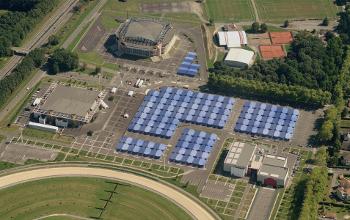 21 000m2 de panneaux solaires à Pau