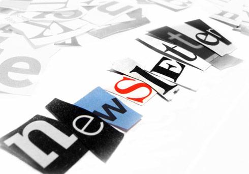 Lettre d'Information – Newsletter – Hebdomadaire