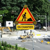 Travaux Sur Pau