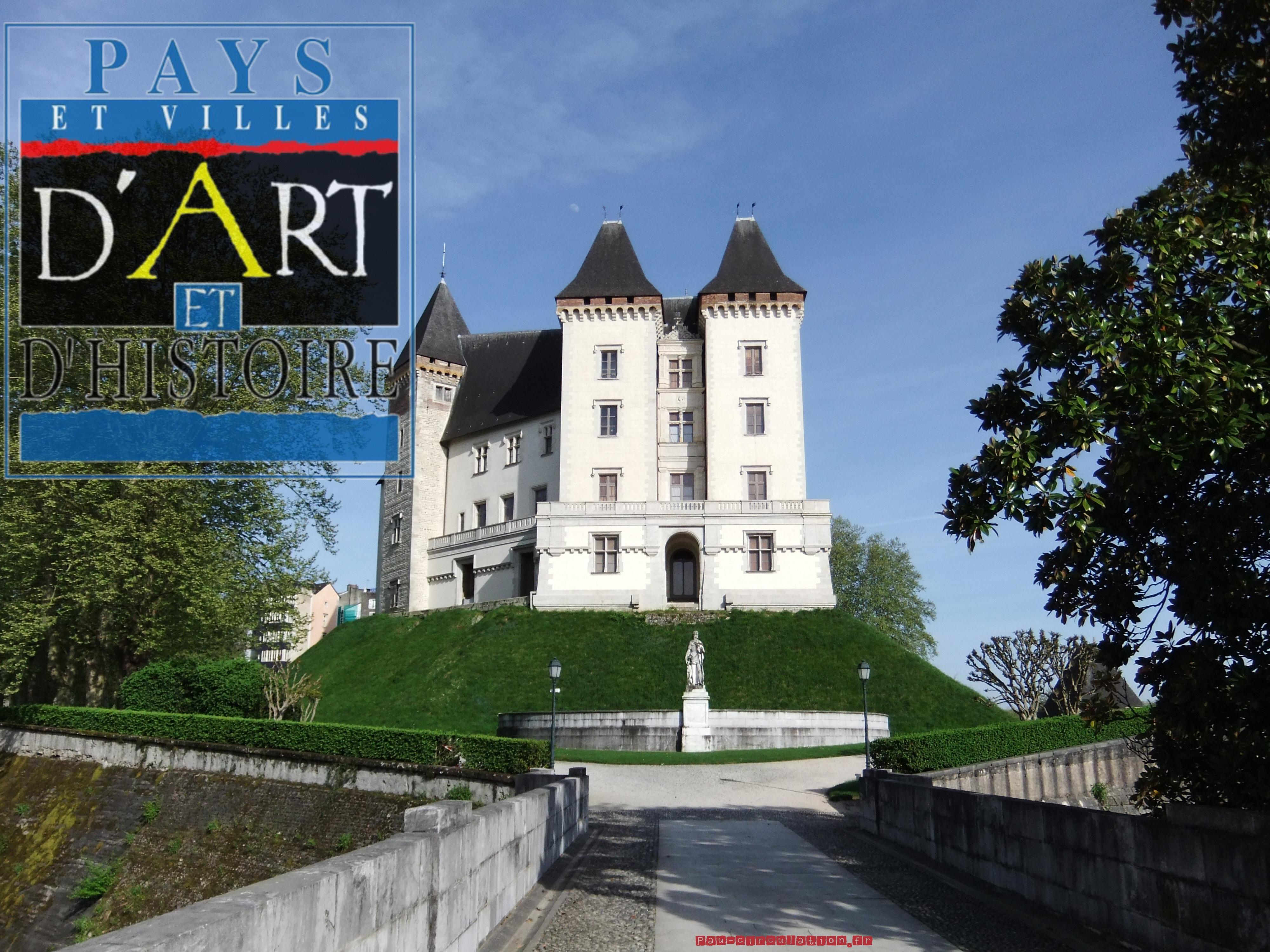 Pau, Ville d'Art et d'Histoire