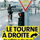Vlos, tournez  droite...