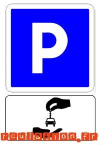 Les stationnements des voitures auto-partagées ont désormais leur panneau de signalisation dédié