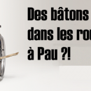 Des btons dans les roues...