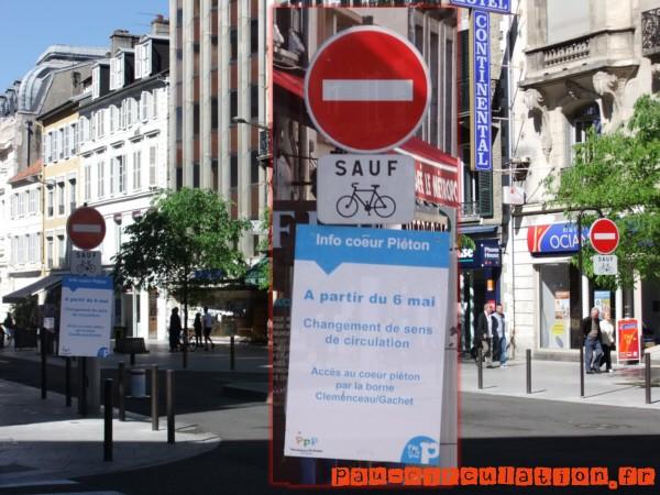 6 mai 2013: fin de la circulation en transit par le centre ville!