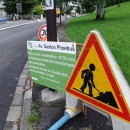 Travaux sur le rseau d'eau potable avenue Gaston ...