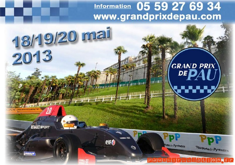 Grand Prix de Pau 2013