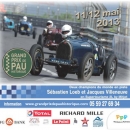 Grand Prix Historique de Pau 2013