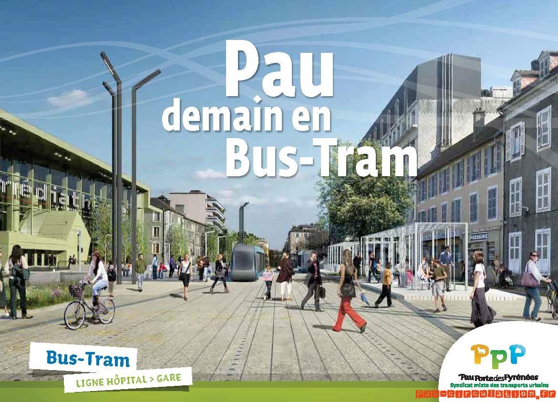 Enquête publique sur le projet de Bus-Tram
