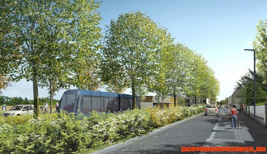 Bustram, Tramway, Mini-Bus, l'heure des choix pour le TCSP