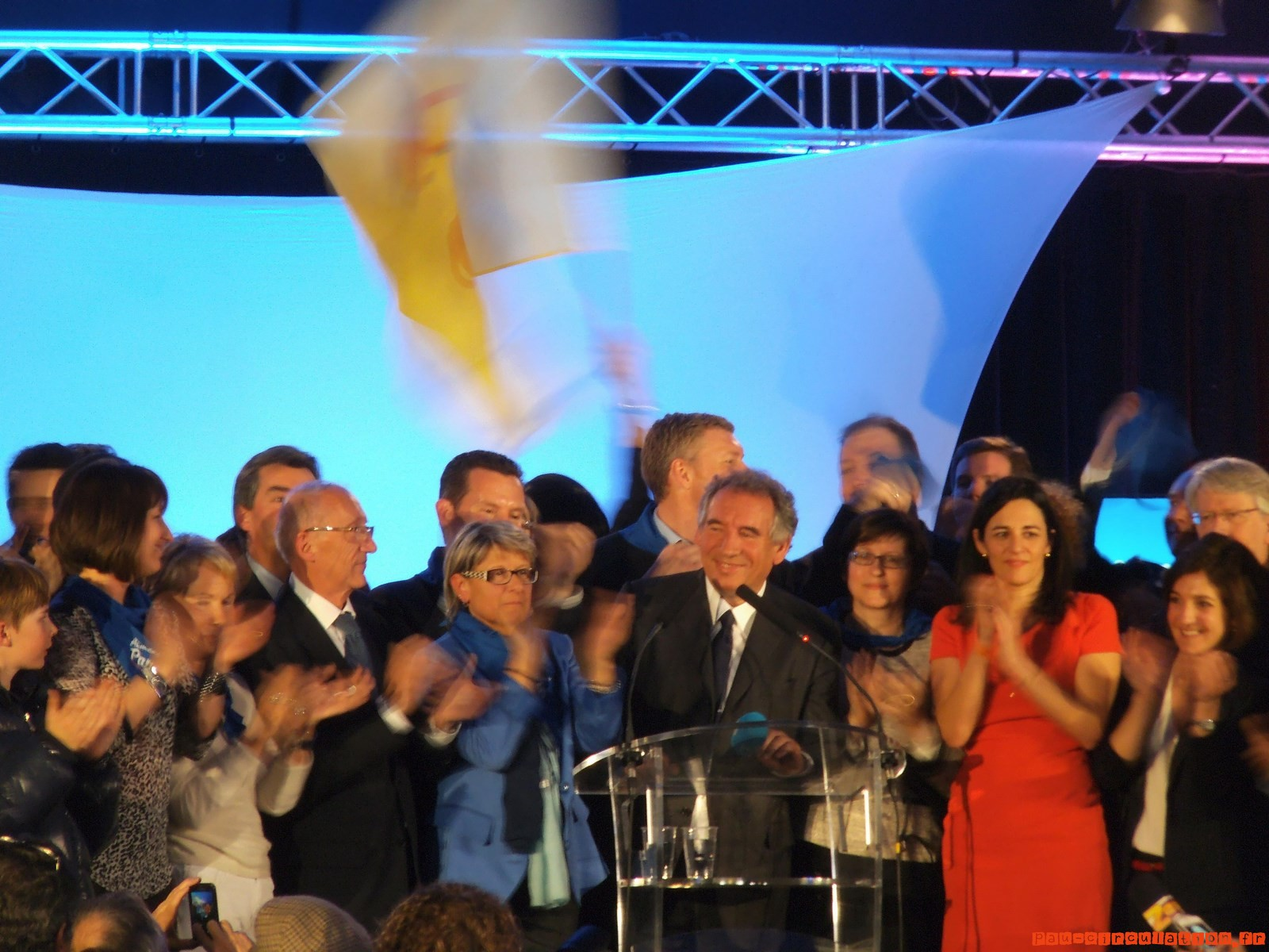 François Bayrou, nouveau maire de Pau