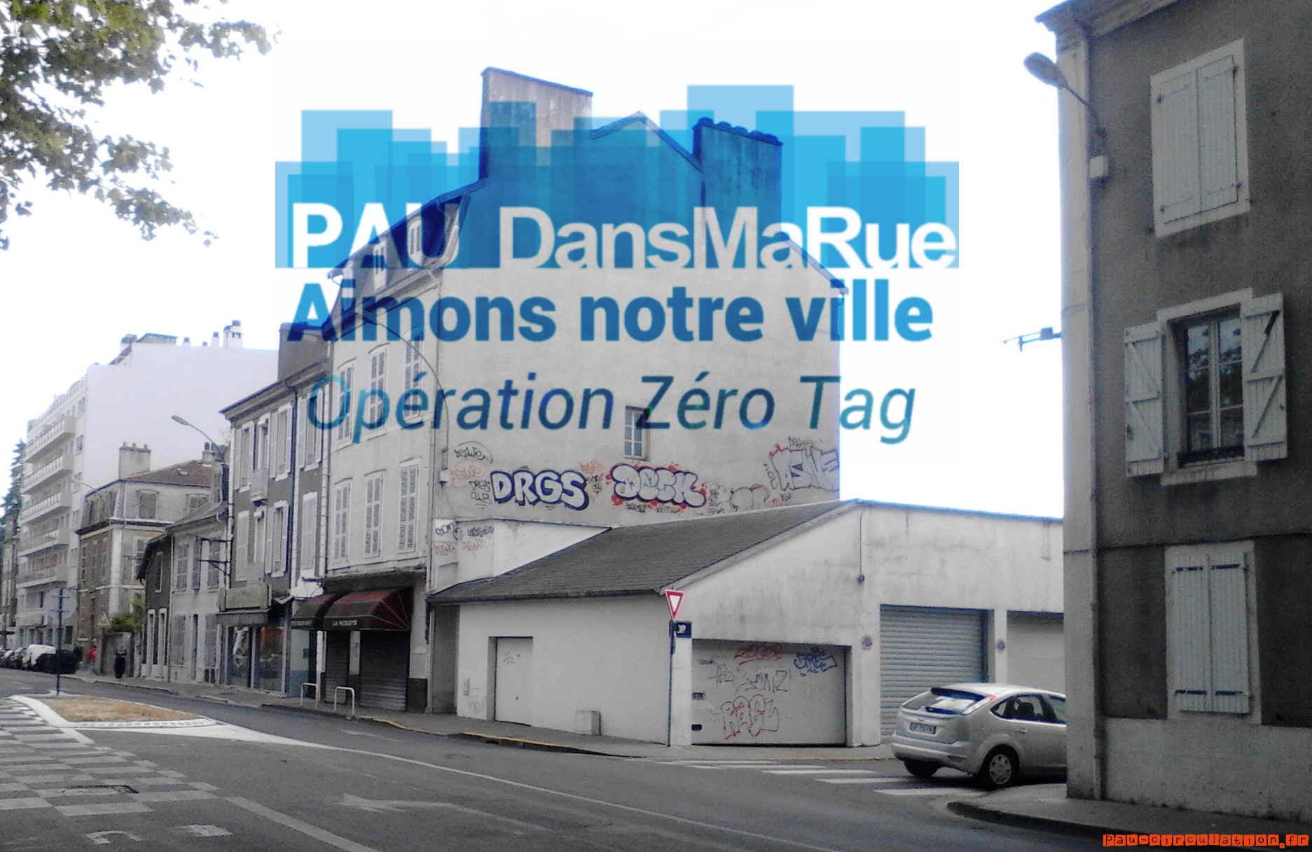 Opération Zéro Tag