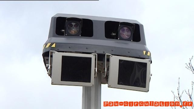 Radar Tronçon à Pau