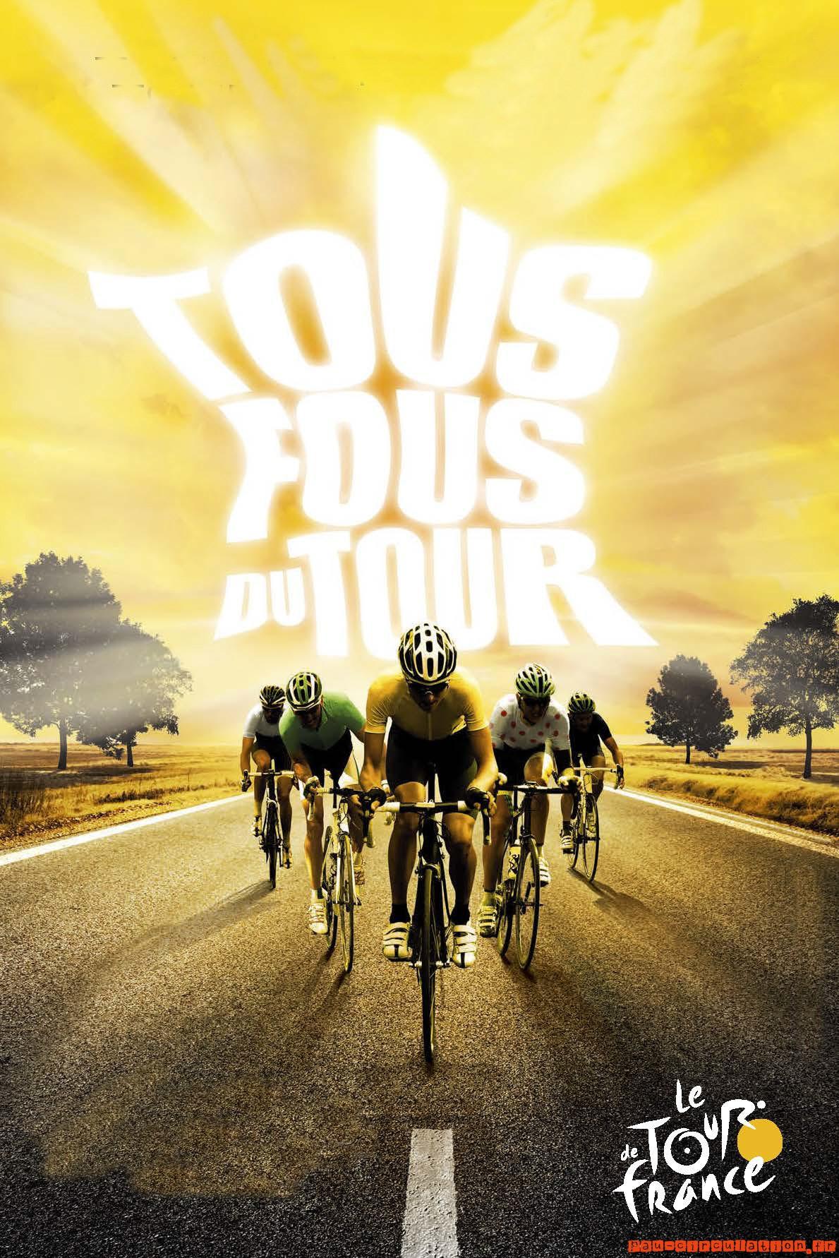 66e Départ de Pau – Tour de France 2014