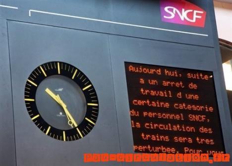 Grève SNCF: Quelles sont les perturbations attendues?