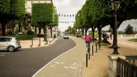 Travaux sur le Boulevard des Pyrénées