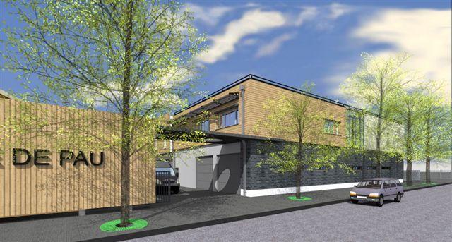 Nouveau centre pour la propreté urbaine