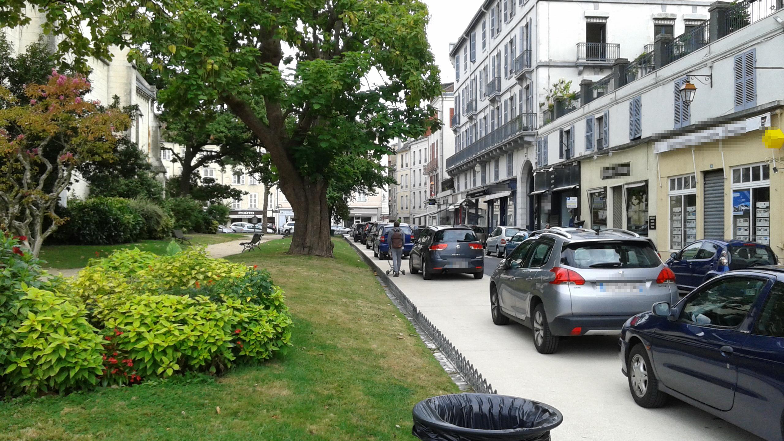 Sanctions «verbales» rue Adoue
