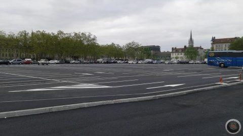 Place de Verdun Anneau Sud Ouvert
