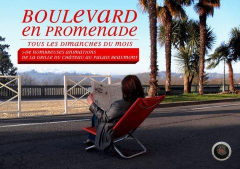 Le Boulevard en Promenade devient hebdomadaire