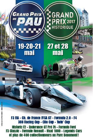 76ème Grand Prix de Pau (2017)