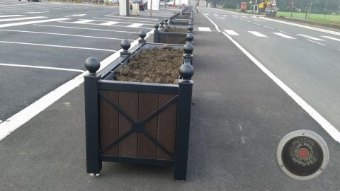 Ouverture totale du stationnement sur la place de Verdun