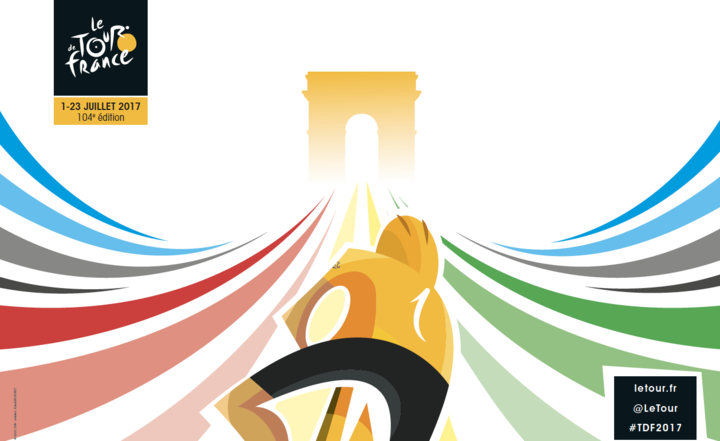 Arrivée du 104e Tour de France 2017 à Paris – Champs Élysées