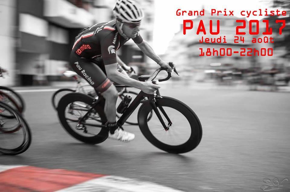 Grand Prix Cycliste de Pau 2017