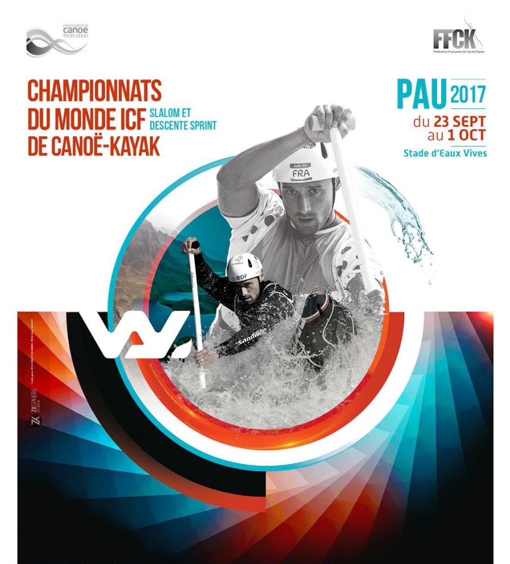 Championnats du Monde de Canoë-Kayak Slalom et de Descente Sprint