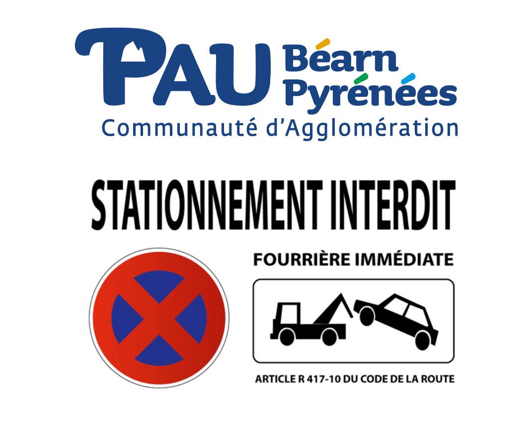 Stationnement interdit pour l'inauguration de la Foire-Exposition de Pau
